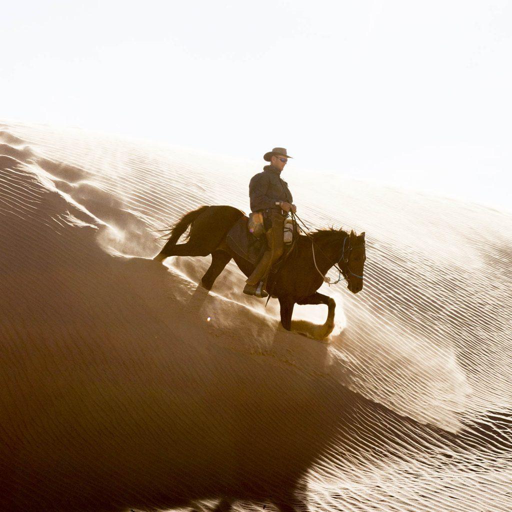 namibia horseback safari